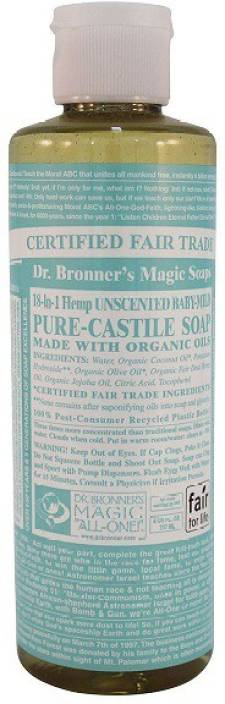 Dr  Bronner's Pure-Castile Soap - Price in India, Buy Dr