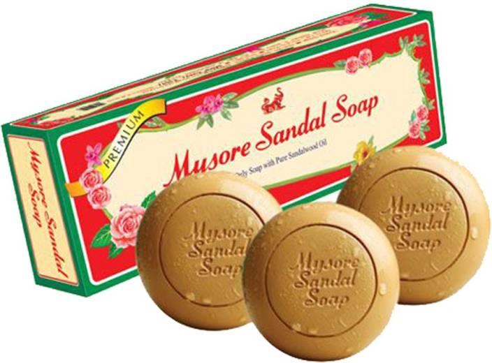9d1da2fa85da4 Mysore Sandal Sandal Bath Tablet Trio - Price in India