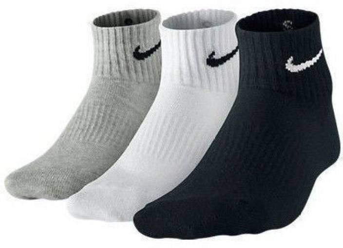 R-Lon Men's Ankle Length Socks