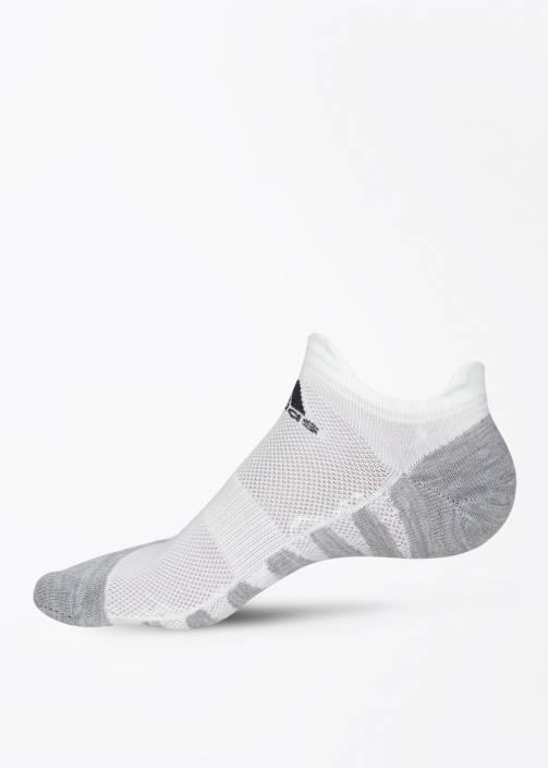 Adidas Men's Solid Ankle Length Socks