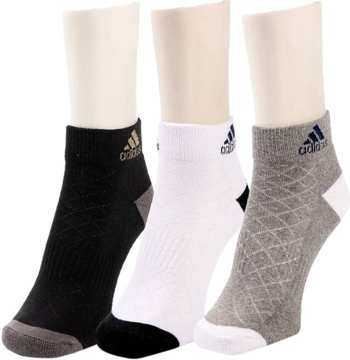 Adidas Men's Low Cut Socks