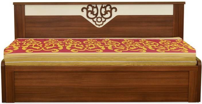 Nilkamal Ornate Double Engineered Wood Sofa Bed Price In India Buy
