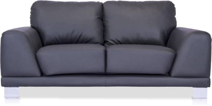 Durian Atlanta Leather 2 Seater Sofa Price In India Buy