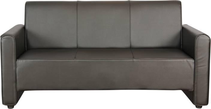 Kurlon Bullet Leatherette 3 Seater Sofa Price In India Buy Kurlon