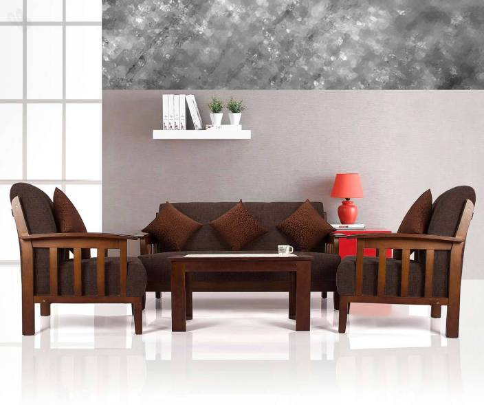 Sectional Sofa Price Philippines: Vive Dritto Fabric 3 + 1 + 1 Sofa Set Price In India