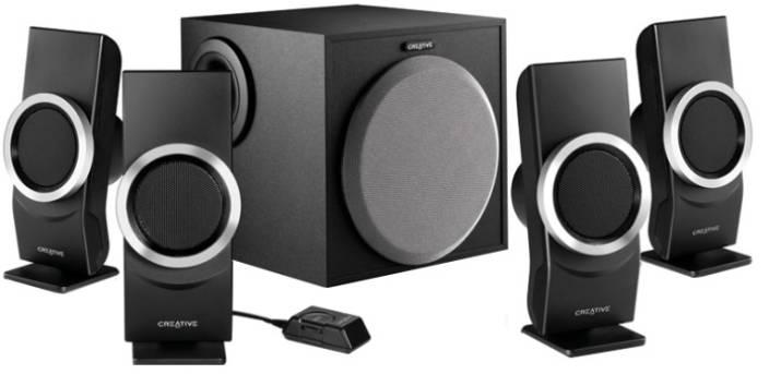 Creative Inspire M4500 Superior 4 1 Speaker System