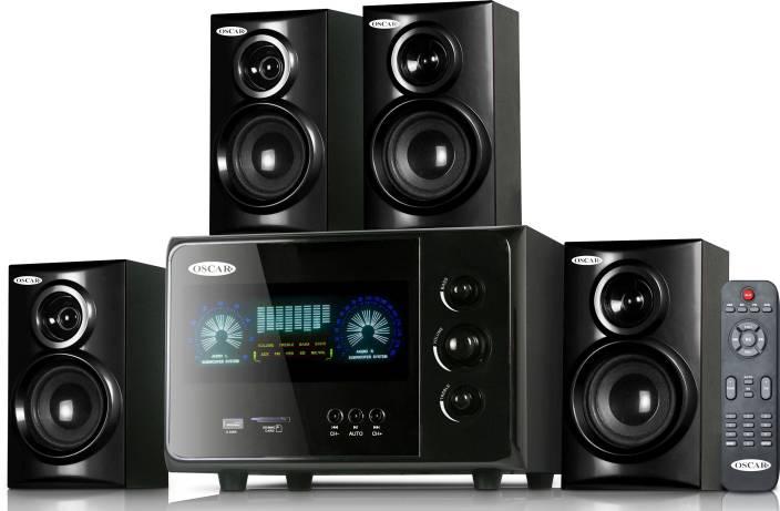 838dfa86b3b Buy Oscar OSC 4500 EN Bluetooth Home Audio Speaker Online from ...