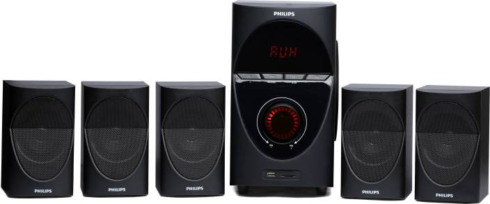 Philips IN-SPA7000B/94 90 W Home Audio Speaker