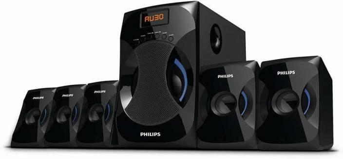 Philips IN-SPA4040B/94 45 W Bluetooth Laptop/Desktop Speaker