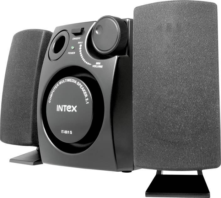 Intex IT- 881S 16 W Laptop/Desktop Speaker