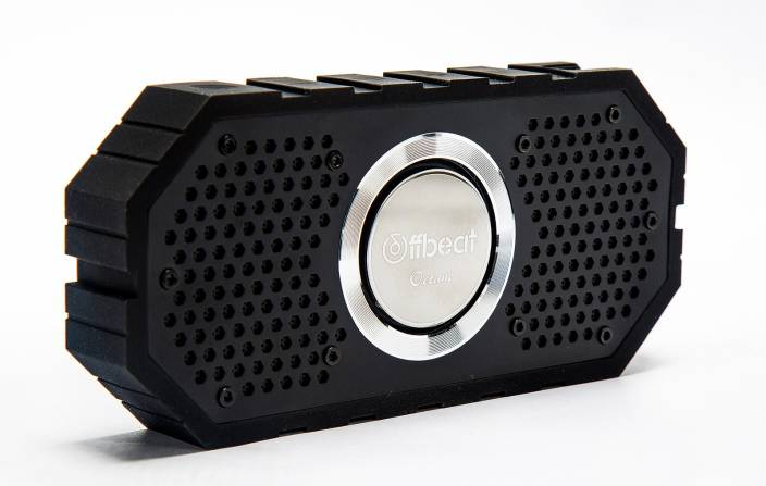 Offbeat OCTANE 6 W Portable Bluetooth Speaker (Black, 2.1 Channel)