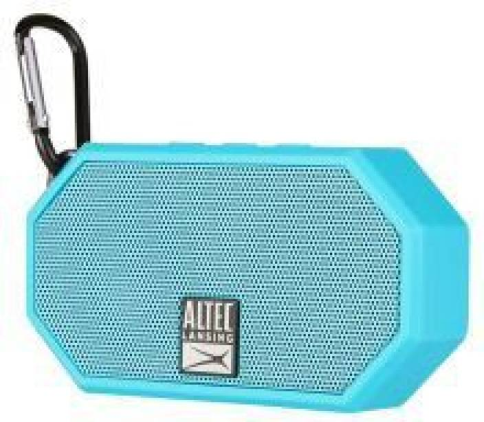 Altec Mini H2O (IMW257-AB) Portable Bluetooth Mobile/Tablet Speaker