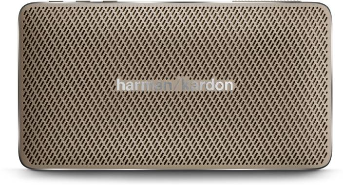 Harman Kardon Esquire Mini Gold Portable Bluetooth Mobile/Tablet Speaker