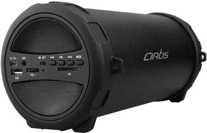 Buy Artis Bt222 Portable Bluetooth Speaker Online From Flipkart Com