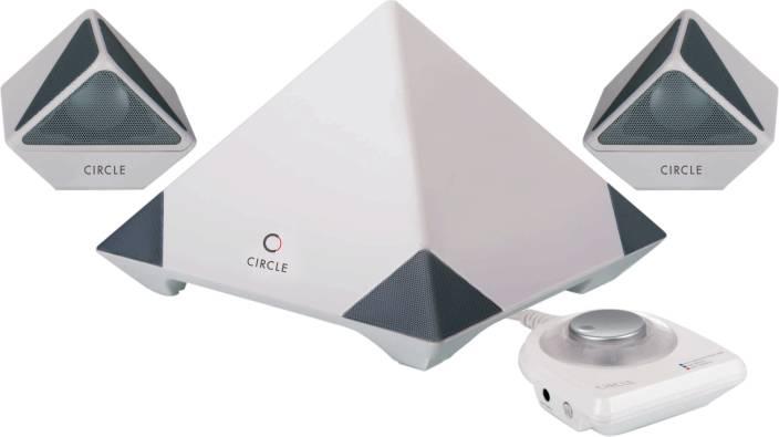 Circle Aura 2.1 Multimedia Speaker
