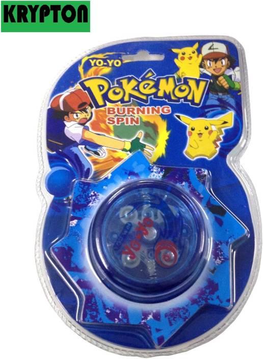 Krypton Yo Yo Pokemon Burning Spin Yo Yo Pokemon Burning Spin