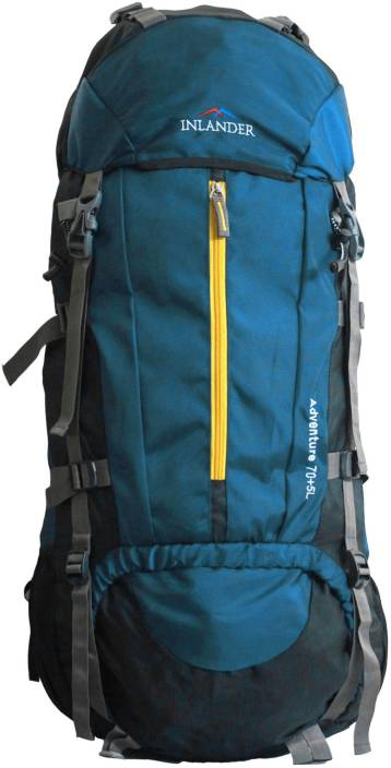 8c67cc278679 Inlander Decamp Rucksack - 70 L Teal Blue - Price in India ...