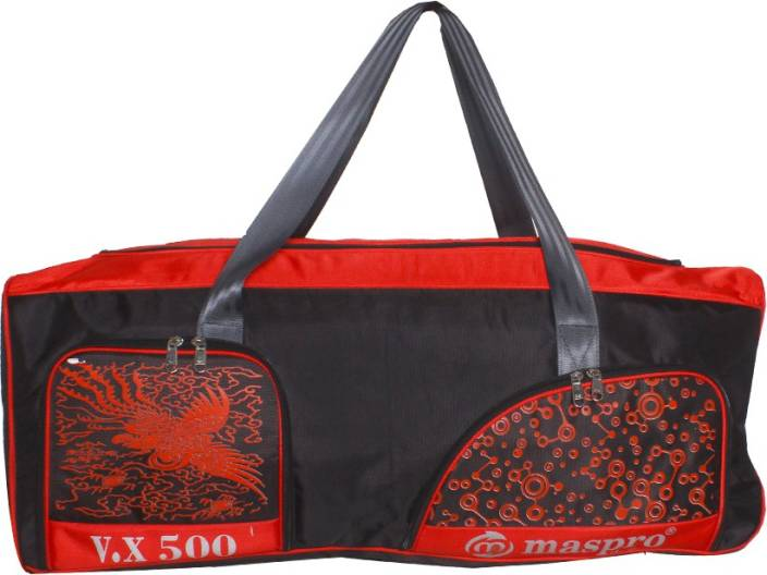 50a8c4c5b5b Maspro Cricket Kit Bag - Red Carry Case - Buy Maspro Cricket Kit Bag ...