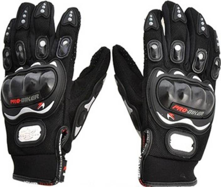 Probiker FBZ Riding Gloves (L, Black)