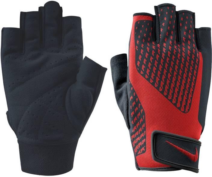 Nike Men'S Core Lock Training 2.0 Gym & Fitness Gloves (XL, Black, ...