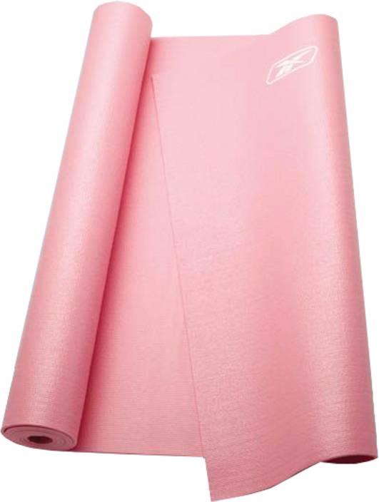 19c65921171c5 REEBOK Yoga Mat Pink 3.5 mm Yoga Mat - Buy REEBOK Yoga Mat Pink 3.5 mm Yoga  Mat Online at Best Prices in India - Fitness