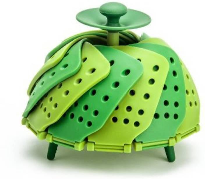 Shrih Lotus Folding Basket Polypropylene Steamer