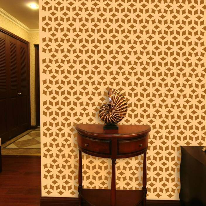 Beautiful Wall Decor Stencil Ensign - All About Wallart - adelgazare ...