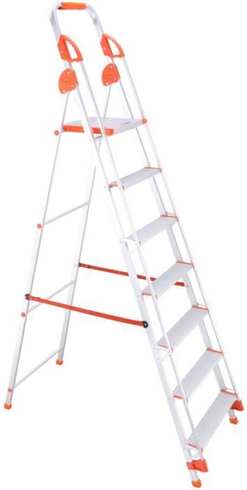 Bathla Baby 6 Step Aluminium Ladder