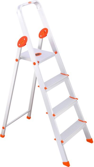 bathla 3 step aluminium ladder
