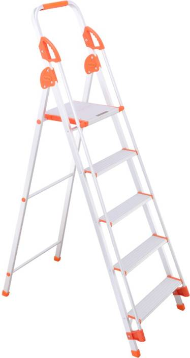 Bathla Baby 4 Step Aluminium Ladder