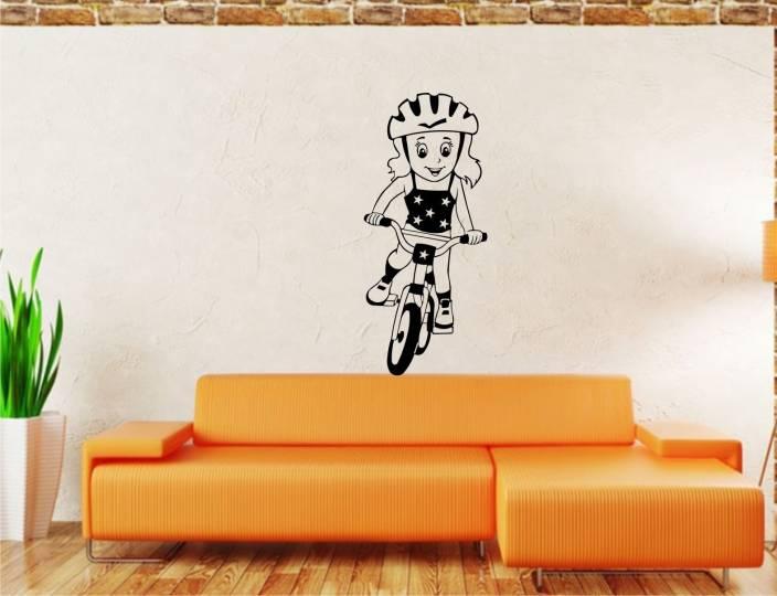 Smart Wall Guru Small Adhesive Sticker