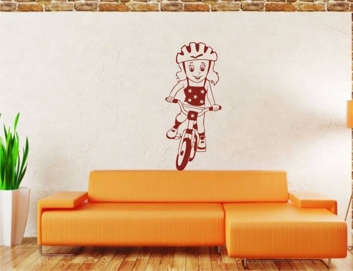 Smart Wall Guru Medium Adhesive Sticker