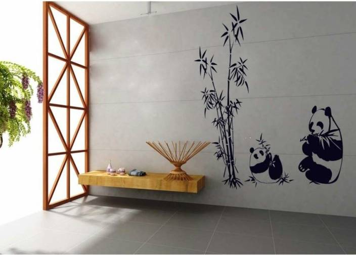 WoW Wall Stickers Large PVC Sticker Price in India Buy WoW Wall