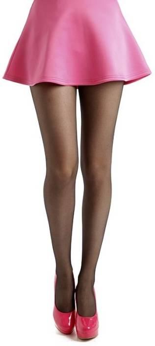 b4c1d47bb8b Golden Girl Women s Sheer Stockings - Buy Black Golden Girl Women s ...