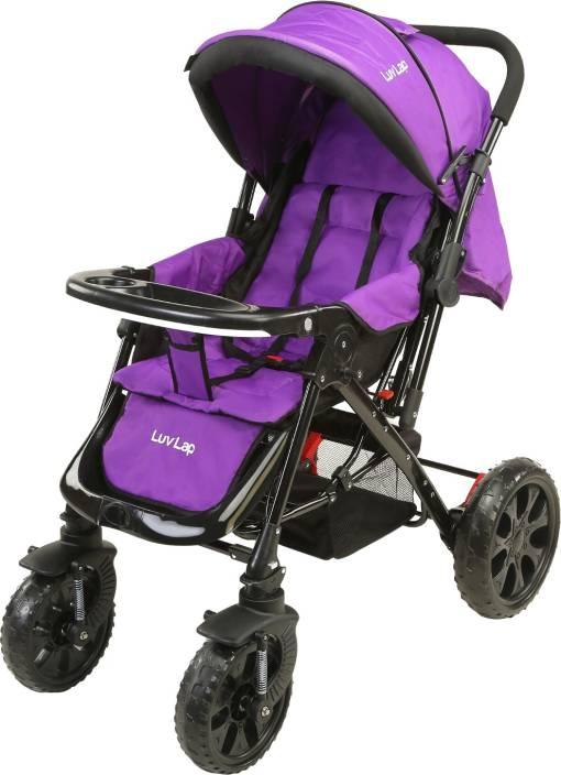 a6163981d LuvLap Elegant Baby Stroller Stroller - Buy 3 Position