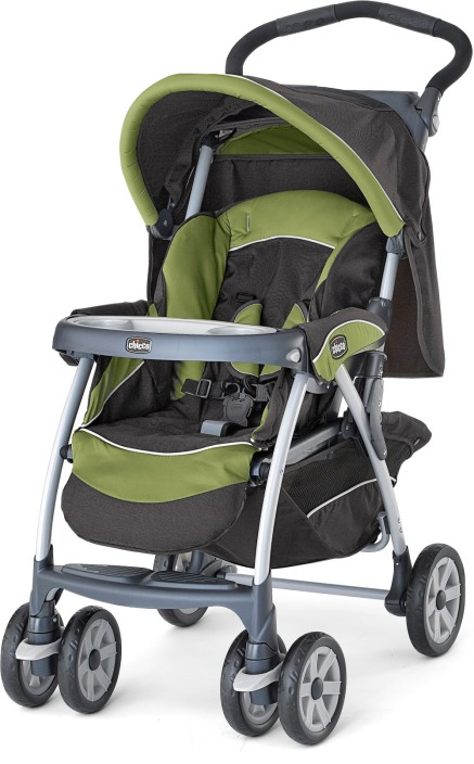 Chicco Cortina Stroller Stroller (3 Green)  sc 1 st  Flipkart & Chicco Cortina Stroller Stroller - Buy Stroller for 0 - 3 Years ...
