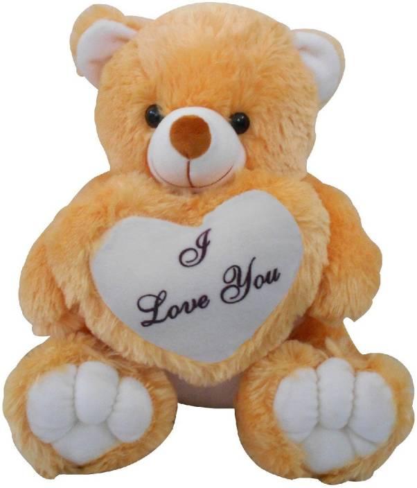 Saugat Traders I Love You Teddy Bear  - 40 cm