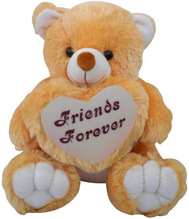 Saugat Traders Friends Forever Teddy Bear  - 40 cm