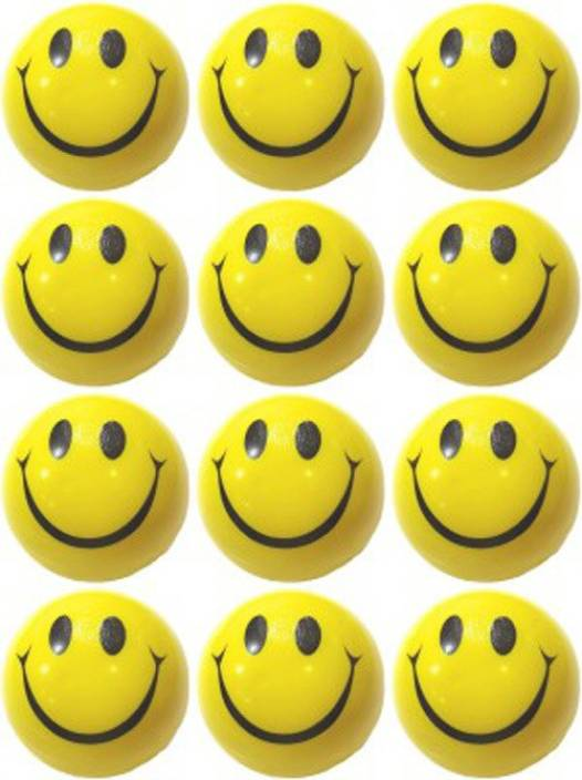 Abacus A1 Smiley Ball  - 3 inch