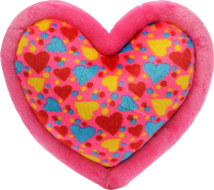 Dimpy Stuff Star Heart  - 19.3 inch