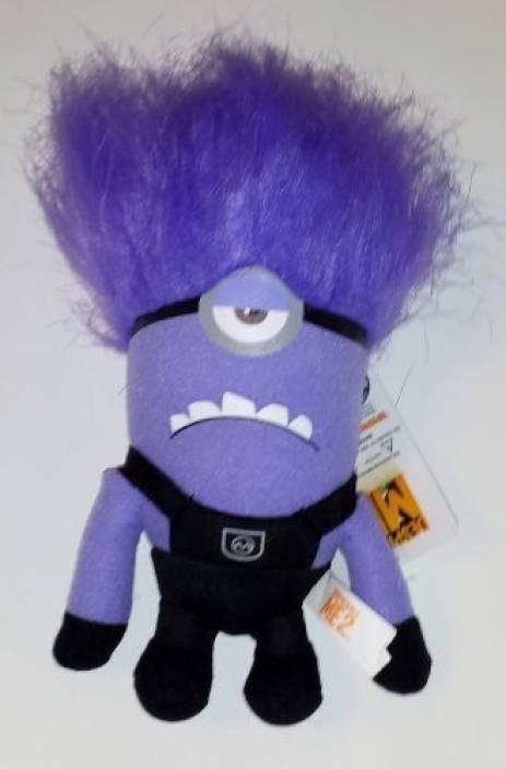 Despicable Me 2 Evil Minion 65 Inch Purple One Eye Plush Me2 2