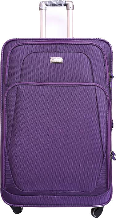 eb76fcdca Swiss Rider Sigma Expandable Check-in Luggage - 28 inch Purple ...