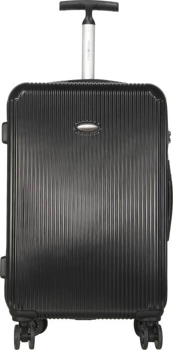 Swiss Eagle ABS+PC006BK-24 Check-in Luggage - 24 inch