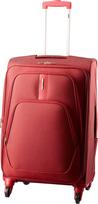 Vip Solitaire Cabin Luggage 21 Inch Maroon Price In