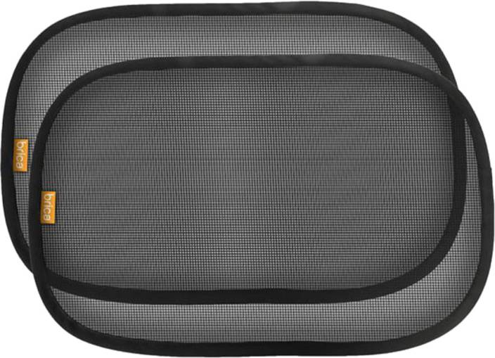 brica side window sun shade for universal for car universal for car price in india buy brica. Black Bedroom Furniture Sets. Home Design Ideas