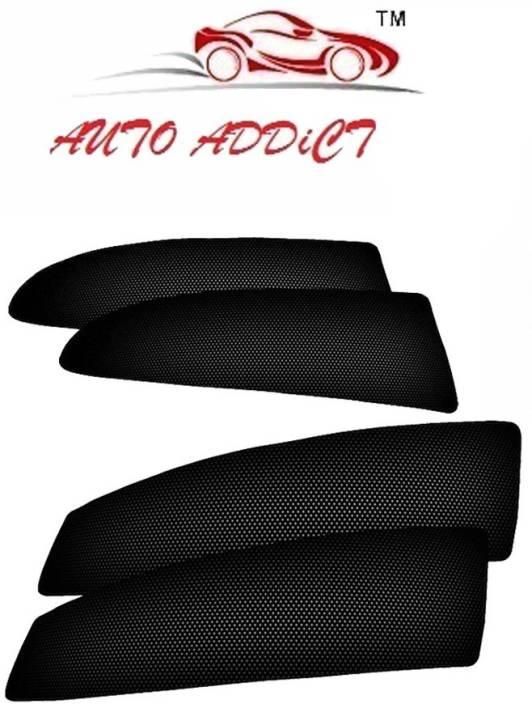 Auto Addict Rear Window Side Window Sun Shade For Nissan Micra