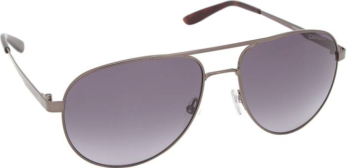 476ae28288c54 Buy Carrera Aviator Sunglasses Black For Men Online   Best Prices in ...