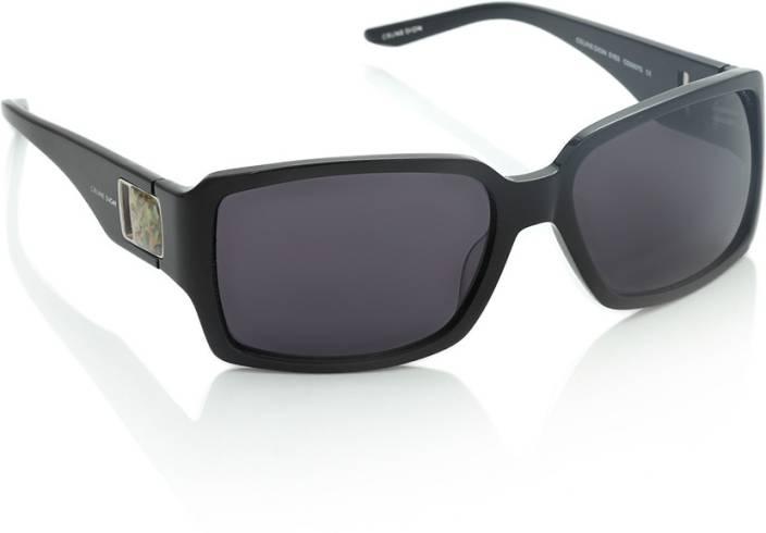 Celine Dion Rectangular Sunglasses