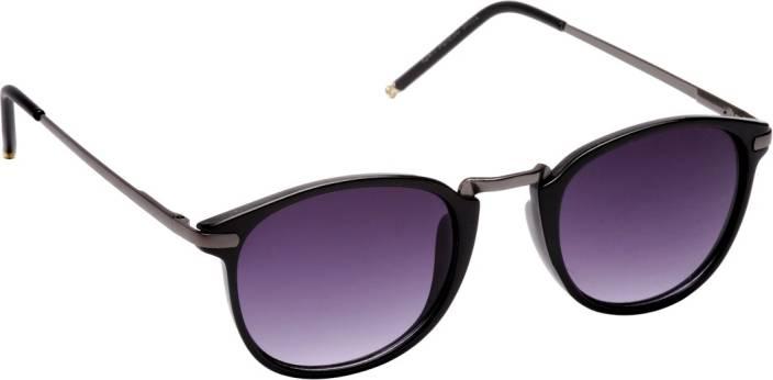 5d345eedf4e Buy MS Wayfarer Sunglasses Blue For Men Online   Best Prices in ...