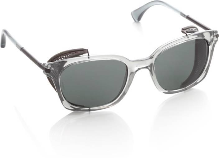 buy emporio armani wayfarer sunglasses grey for men